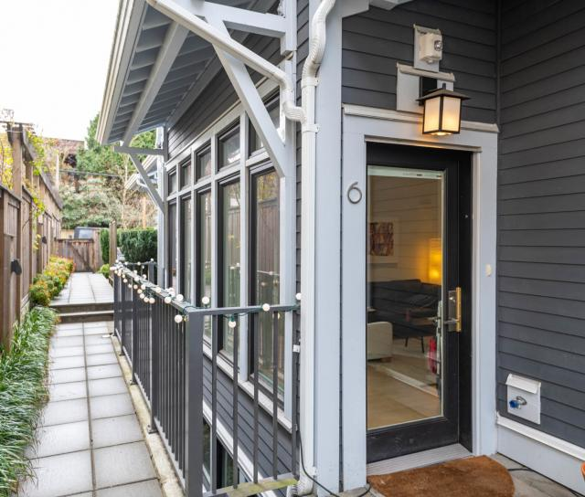 6 - 1540 Grant Street, Grandview VE, Vancouver East