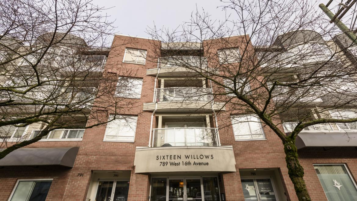 202 - 789 West 16th Avenue, Fairview VW, Vancouver West