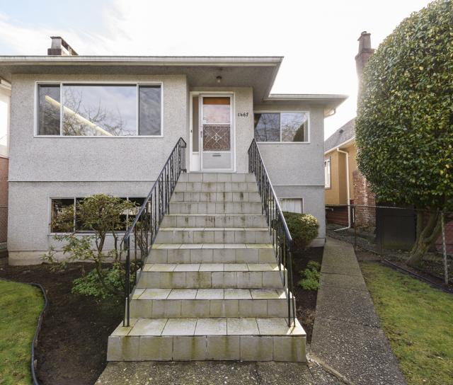 1462 East 20th Avenue, Knight, Vancouver East