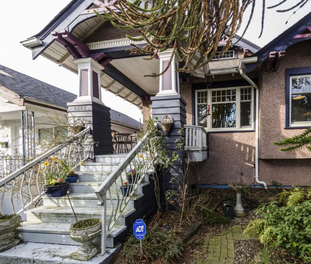 2323 East 1st Avenue, Grandview Woodland, Vancouver East