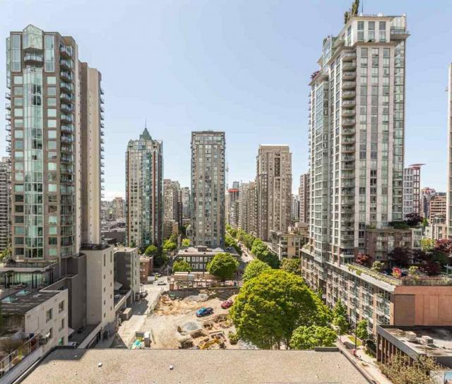 1007 - 480 Robson Street, Downtown VW, Vancouver West