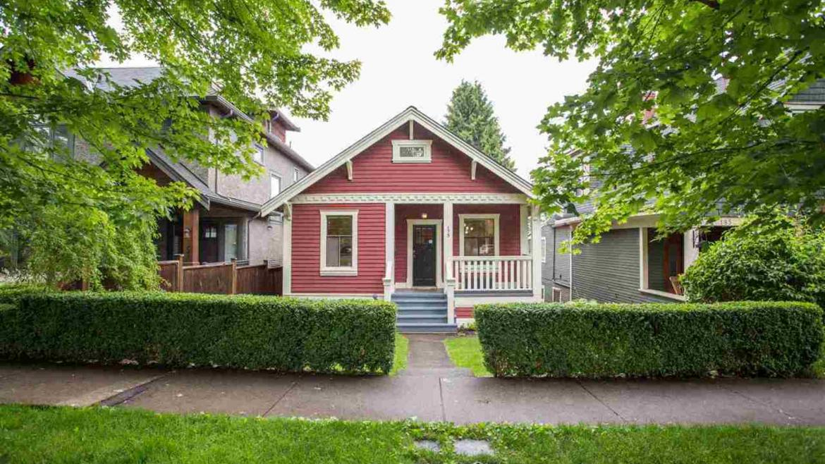 175 East 21st Avenue, Main, Vancouver East