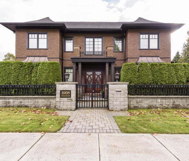1008 Connaught Drive, Shaughnessy, Vancouver West