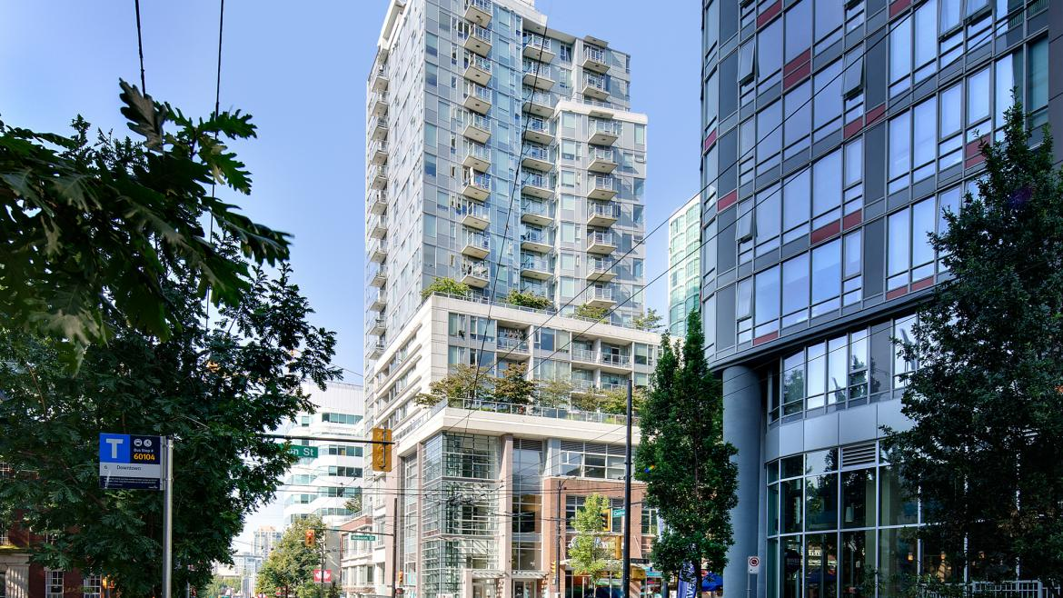 603 - 821 Cambie Street, Downtown VW, Vancouver West